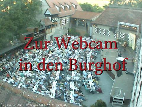Zur Webcam Burghof